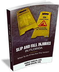 Slip And Fall Injuries In Florida